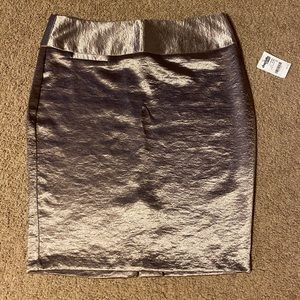 Never Worn Champagne Skirt - Size 8